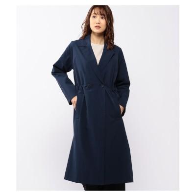 大きいサイズ ALPHA CUBIC ライトトレンチコート ,スマイルランド, コート, plus size coat