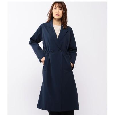 【大きいサイズ】 ALPHA CUBIC ライトトレンチコート コート, plus size coat