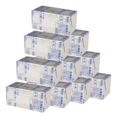 よつ葉バター(加塩) / 450g×10個セット バター・乳製品・油脂・卵 バター(加塩)