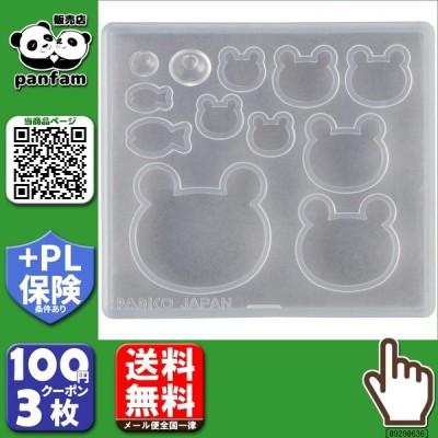 全国送料無料|PADICO パジコ ソフトモールド クマ 403050|b03