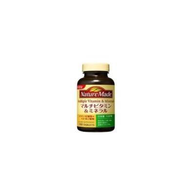 ネイチャーメイド マルチビタミン&ミネラル 100粒 大塚製薬 返品種別B