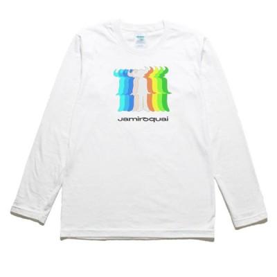ジャミロクワイ 音楽・ロック・シネマ 長袖Tシャツ ロングスリーブ