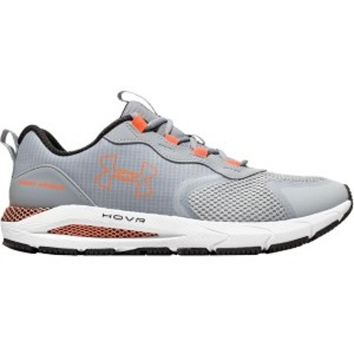 アンダーアーマー メンズ スニーカー シューズ HOVR Sonic STRT Running Shoe Steel/Steel/Blaze Orange