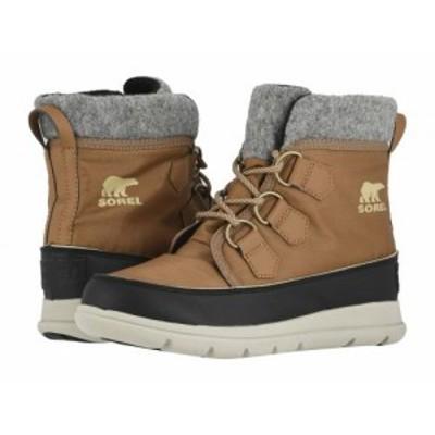 SOREL ソレル レディース 女性用 シューズ 靴 ブーツ スノーブーツ Explorer Carnival Elk【送料無料】