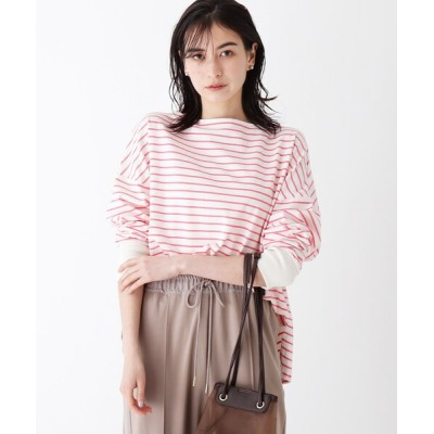 tシャツ Tシャツ バックタックプルオーバー【WEB限定サイズ】
