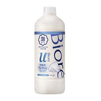 【花王】 ビオレu ザ ボディ The Body 泡タイプ ピュアリーサボンの香り つめかえ用 450mL 【日用品】