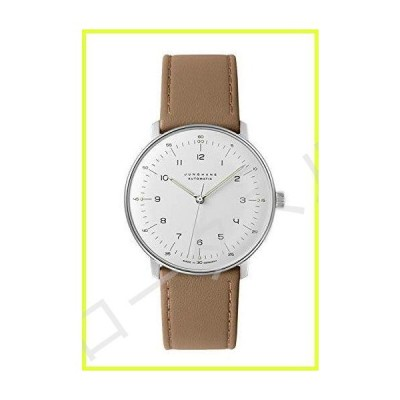 Junghans Max Bill Automatic Silver Dial Men's Watch 027/3502.00 並行輸入品