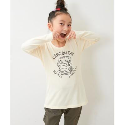 綿100%プリントチュニックTシャツ(女の子 子供服・ジュニア服) (Tシャツ・カットソー)Kids' T-shirts