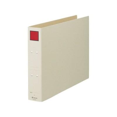 保存ファイル A3ヨコ 50mmとじ スクエア色:赤 5305E キングジム