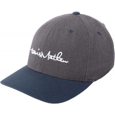 トラビスマシュー TravisMathew メンズ 帽子 Toles Ya Golf Hat Heather Grey
