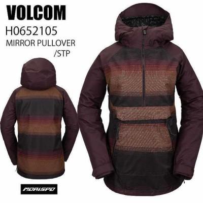VOLCOM ボルコム ウェア MIRROR PULLOVER 20-21 STP スノーボード スキー ボード レディース ジャケット プルオーバー