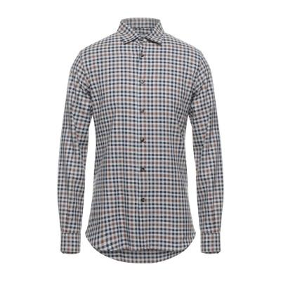 HAVANA & CO. シャツ ライトグレー 40 コットン 100% シャツ
