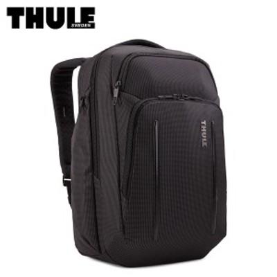 スーリー THULE リュック バッグ バックパック メンズ 30L CROSSOVER 2 BACKPACK ブラック 黒 3203835