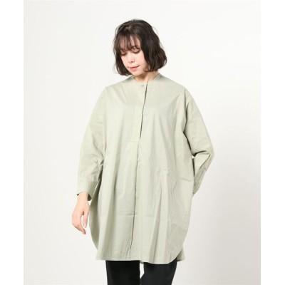 シャツ ブラウス SUGAR ROSE/シュガーローズ/オーバーサイズシャツ