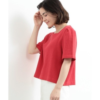 tシャツ Tシャツ WONDERパフスリーブプルオーバー
