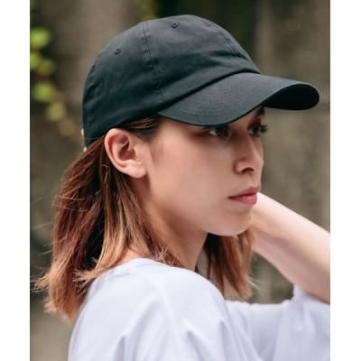 ROOP TOKYO / NEW HATTAN/ニューハッタン ツイル6パネルキャップ ローキャップ/ベースボールキャップ MEN 帽子 > キャップ