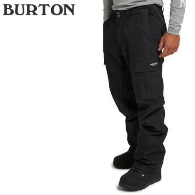バートン ウェア パンツ 20-21 BURTON CARGO PANT - REGULAR FIT True Black スノーボード 日本正規品