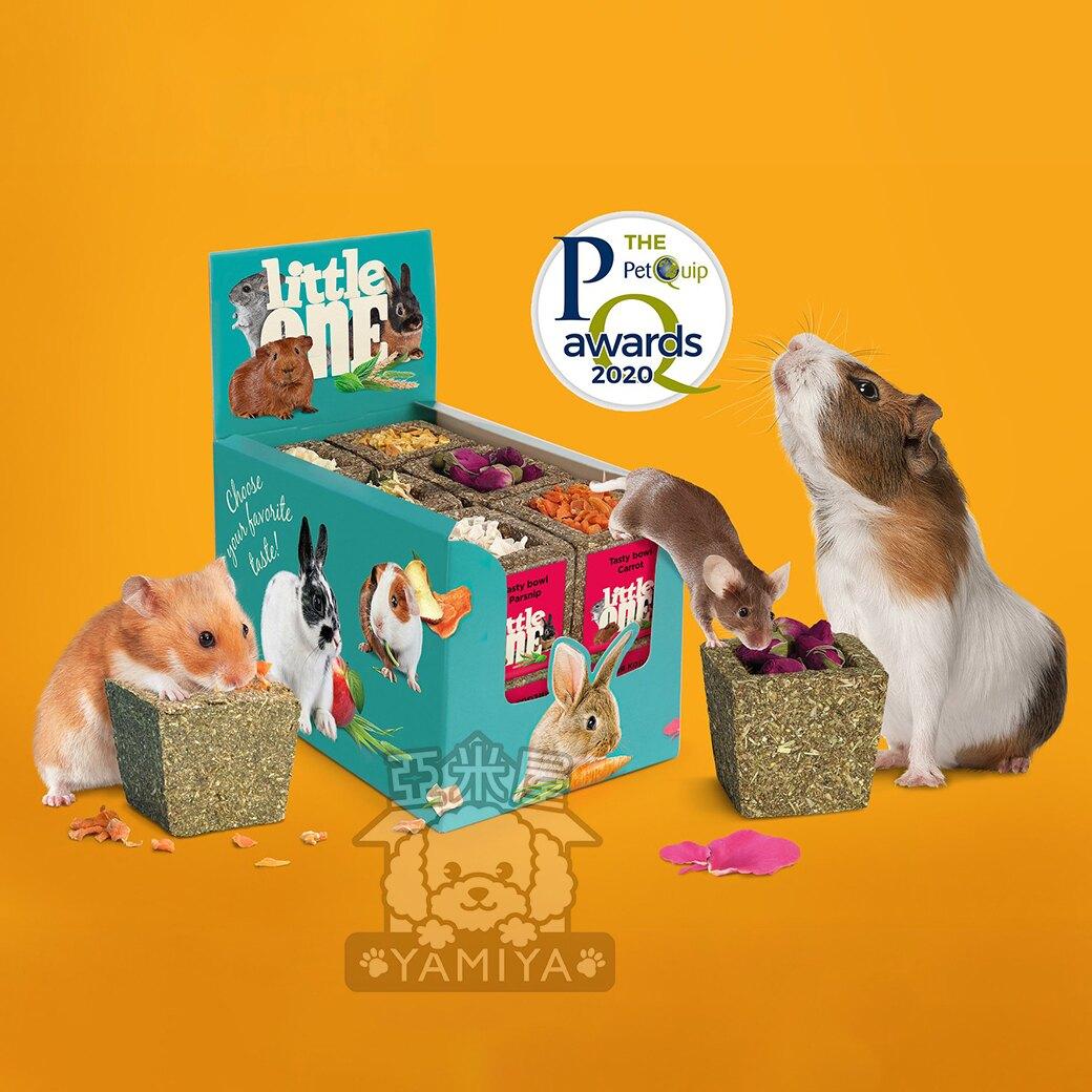 德國Little One小花園系列 小動物磨牙草餅 草餅 倉鼠/黃金鼠/兔子/天竺鼠 磨牙用品《亞米屋Yamiya》