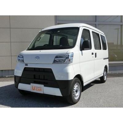 ハイゼットカーゴ スペシャルSAIII 4WD 4AT A