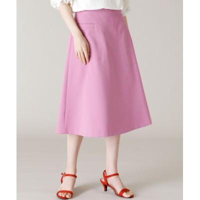 スカート 《Maglie par ef-de》ポケットデザインフレアスカート