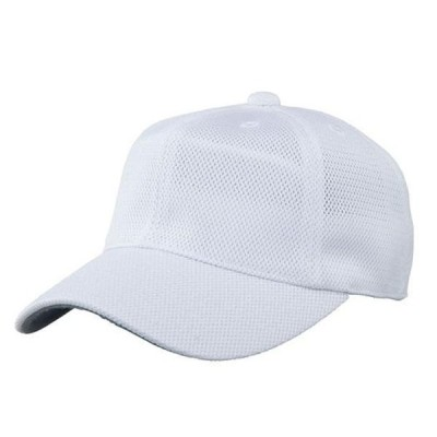 オールメッシュ六方型キャップ(野球)  MIZUNO ミズノ 野球 ウエア 帽子 (12JW8B14)