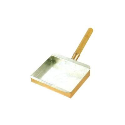 玉子焼き器 銅 玉子焼 名古屋型15cm 業務用 7-0514-0501 8-0522-0601