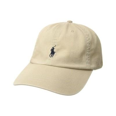 ラルフ ローレン Polo Ralph Lauren メンズ キャップ 帽子 Classic Chino Cap Nubuck/Relay Blue