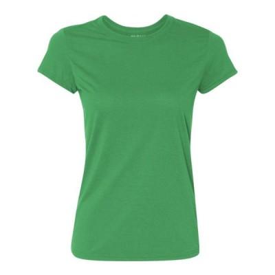 レディース 衣類 トップス Gildan - Performance(R) Women's T-Shirt - 42000L - MOM Tシャツ