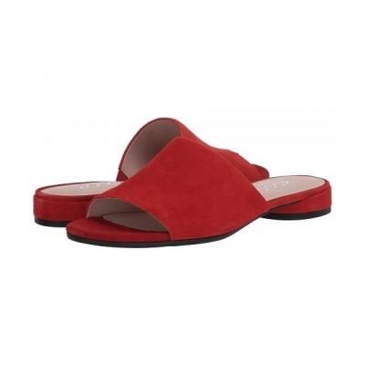 ECCO エコー レディース 女性用 シューズ 靴 サンダル Flat Sandal II Slide - Fire Goat Suede