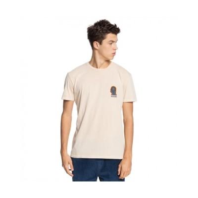 tシャツ Tシャツ EARTH RUNNING SS/QUIKSILVER クイックシルバー メンズ トップス Tシャツ 半袖 バックプリント