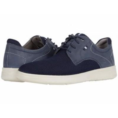 Rockport ロックポート メンズ 男性用 シューズ 靴 スニーカー 運動靴 Caldwell Plain Toe Oxford Navy Mesh/Leather【送料無料】