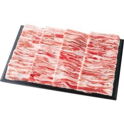 【送料無料】スペイン産イベリコ豚 しゃぶしゃぶ用バラ(2kg) GD-17-25【代引不可】【ギフト館】