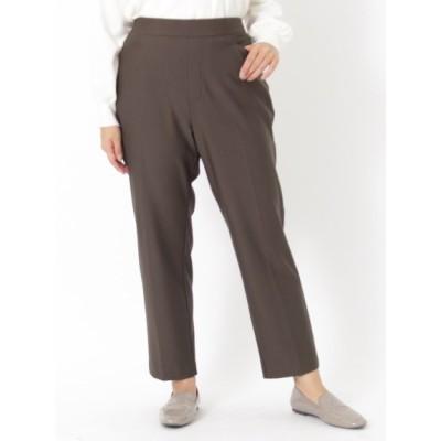 【大きいサイズ】機能素材パンツ 大きいサイズ パンツ レディース