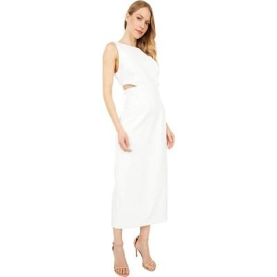 バルドー Bardot レディース ワンピース ミドル丈 ワンピース・ドレス Lori Midi Dress Ivory