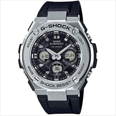 カシオ 腕時計 メンズ Gショック Gスチール ブラック GST-S310-1A CASIO  G-SHOCK G-STEEL 時計 ウオッチ