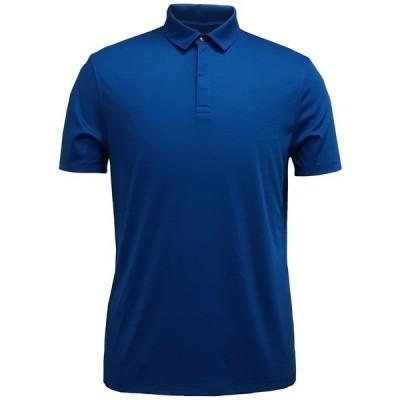 アルファニ ポロシャツ トップス メンズ Men's AlfaTech Stretch Solid Polo Shirt Acapulco