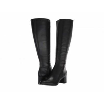 Calvin Klein カルバンクライン レディース 女性用 シューズ 靴 ブーツ ロングブーツ Freeda Wide Calf Black【送料無料】