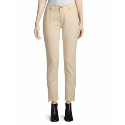 ロロピアナ レディース パンツ Cotton-Blend Five-Pocket Pants