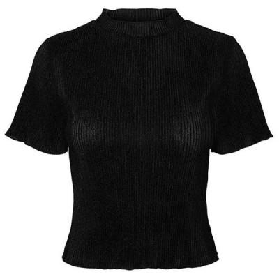 ノイジーメイ Tシャツ レディース トップス AOP Scoop T Shirt Ladies