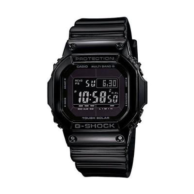[カシオ]CASIO 腕時計 G-SHOCK グロッシー・ブラックシリーズ 電波ソーラー GW-M5610BB-1 メンズ [逆輸入品]