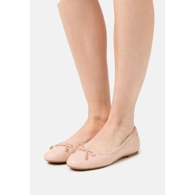 ラルフローレン パンプス レディース シューズ JAYNA - Ballet pumps - ballet pink