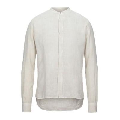 シーピーカンパニー C.P. COMPANY シャツ ベージュ S リネン 100% シャツ