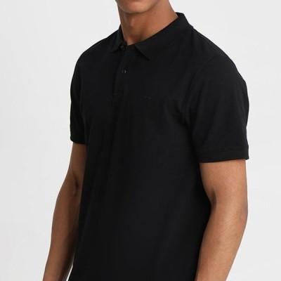 ジャックアンドジョーンズ メンズ ファッション JJEBASIC - Polo shirt - black
