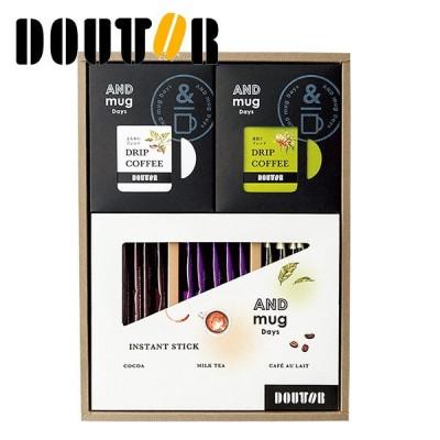 ドトールコーヒー ドリップ&スティックセット 25個 〈DTDS-20〉 スイーツ ギフト デザート おやつ