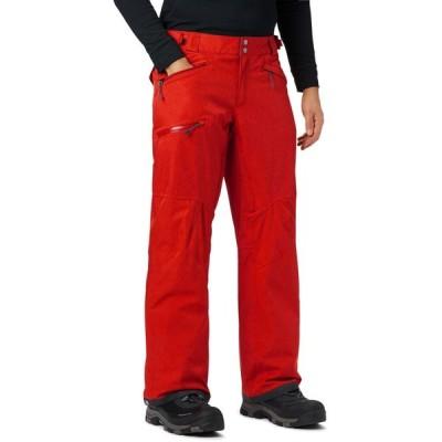 コロンビア Columbia メンズ スキー・スノーボード ボトムス・パンツ Cushman Crest Snowboard Pants 2020 Mountain Red