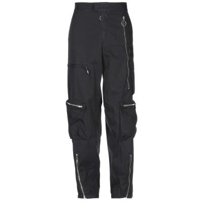 OFF-WHITE™ パンツ ブラック 30 コットン 94% / ポリウレタン 6% パンツ