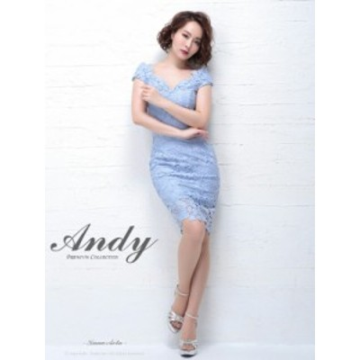 Andy ドレス andyドレス AN-OK1729 ANDY ミニドレス 送料無料 クラブ キャバクラ ドレス キャバ ドレス パーティードレス
