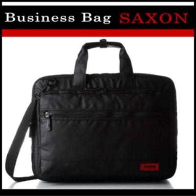 ビジネスバッグ メンズ 紳士 鞄 カバン かばん A4 3way 5180 ビジネスリュック 大容量 就活カバン ビジネストートバッグ SAXON