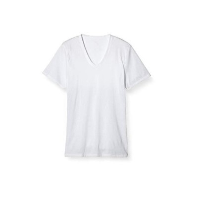 ワコールメン インナートップス 半袖シャツ 抗菌防臭・制菌 肌さらさら綿100 WL5093 メンズ WH M