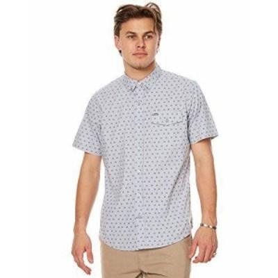 brooks ブルックス ファッション アウター Hurley Mens Brooks Short Sleeve Button Shirt